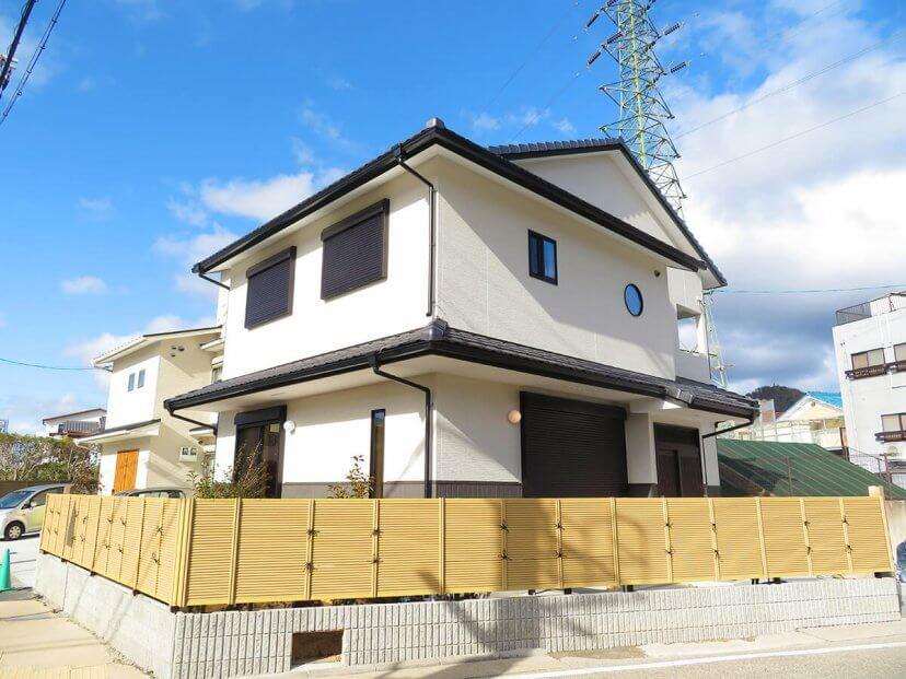 京阪宇治 和モダン住宅