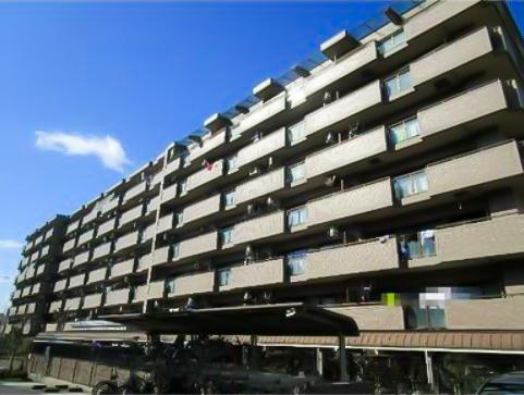 パデシオン宇治三室戸Ⅱ番館 中古マンション 最上階