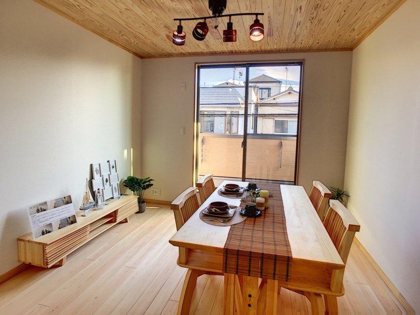 小さな家でも大きなゆとりを生み出す癒しの空間