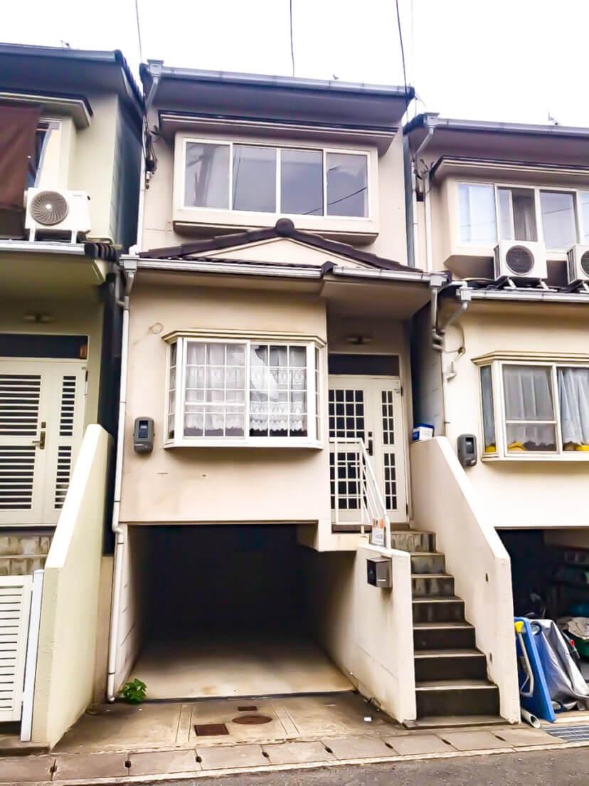 京都市山科区 中古住宅 大容量収納