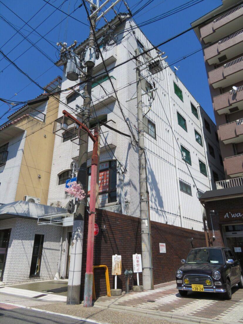 京都市伏見区風呂屋町:賃貸マンション:桃山サニーハイツ 506号室