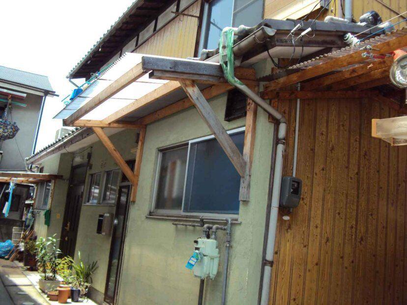 京都市伏見区向島本丸町 (高矢(健)4号室)貸家