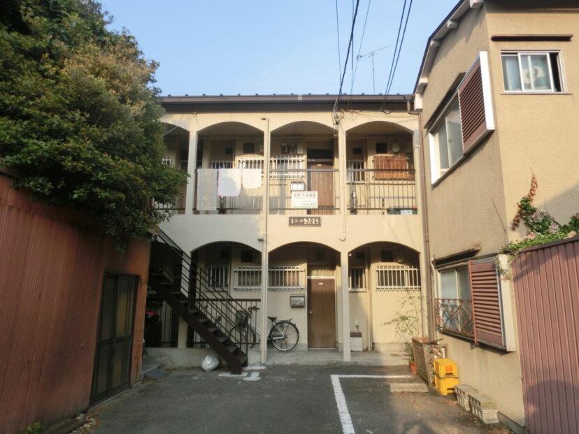 京都市伏見区新町11丁目:賃貸マンション:第一コーポきたむら 202号室