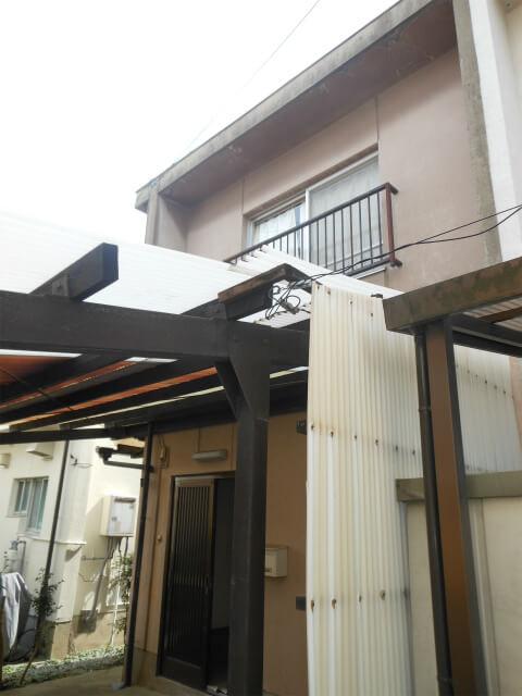 京都市伏見区納所薬師堂:賃貸テラス1号室